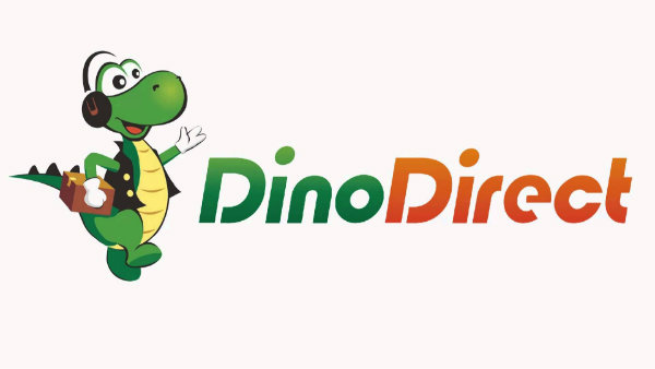 Cupons e descontos Dino Direct