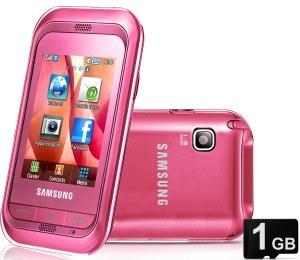 Americanas oferta celular Samsung