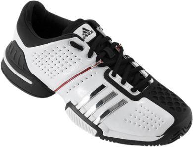 3845bab5bb604 Tênis Adidas Barricade 6.0 em oferta Netshoes - Ofertas do dia