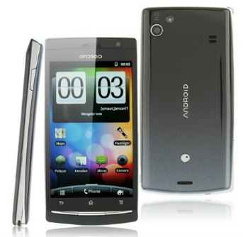 smartphone Android XP1