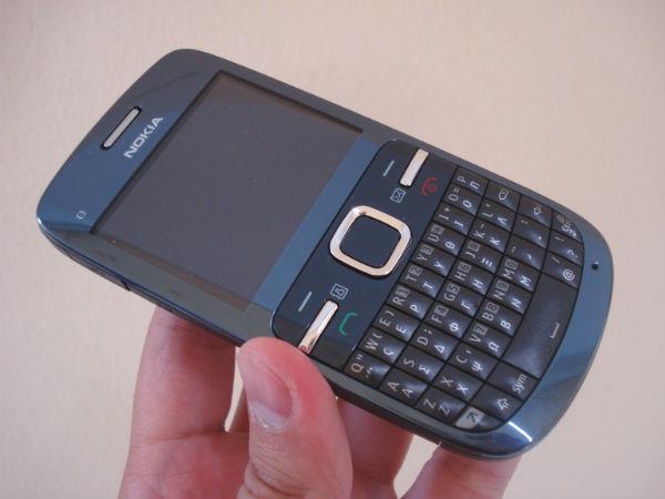 Submarino smartphone Nokia C3