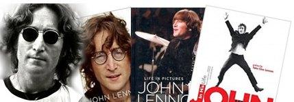 CDs DVDs Livros John Lennon