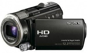 Filmadora Sony HDR