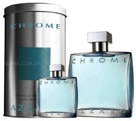Kit Perfume Azzaro Chrome