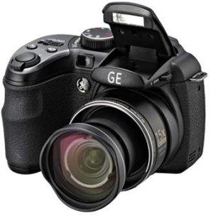 câmera X550 GE