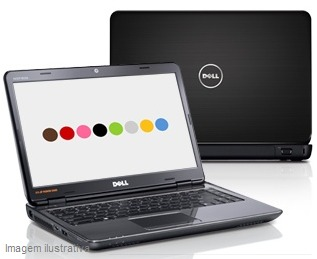 Notebook Dell inspiron 15