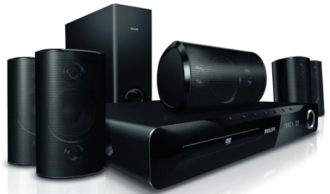 Home Theater Philips 5.1