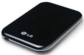HD Externo LG 500 GB