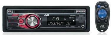 Som automotivo JVC R419UR