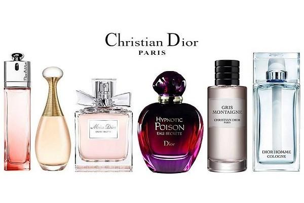 Perfumes e cosméticos Dior