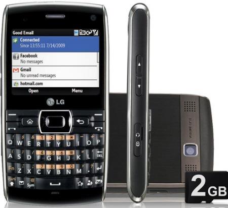 Submarino smartphone LG GW550