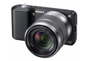 Camera-NEX-3A Sony