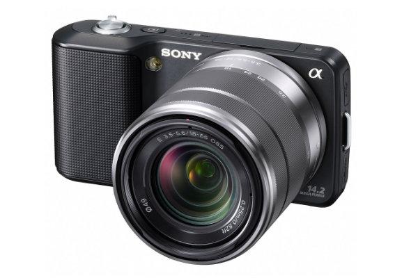 Americanas câmera digital NEX-3A