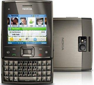 Oferta Celular Nokia X5-01