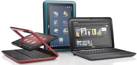Novo Netbook Dell Inspiron Duo