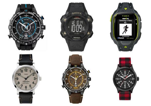 Festival de compras em relógios