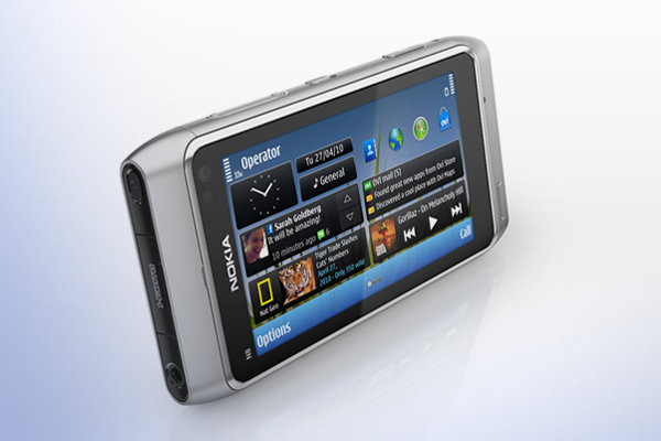 Smartphone Nokia N8 em oferta