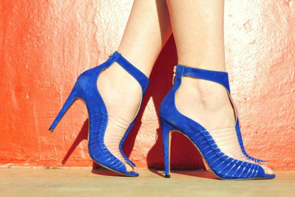 Sapatos femininos Via Marte