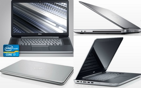 notebook Dell XPS 15Z