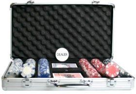 Oferta especial em maleta de poker