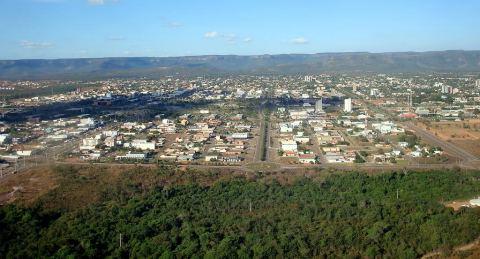 Palmas, Capital do Tocantins