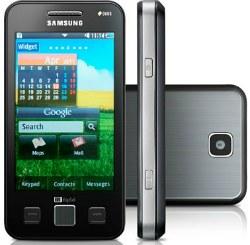 Smartphone Samsung Duos TV