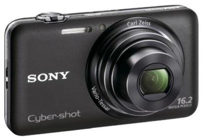 Câmera Digital Sony 16.2 MP