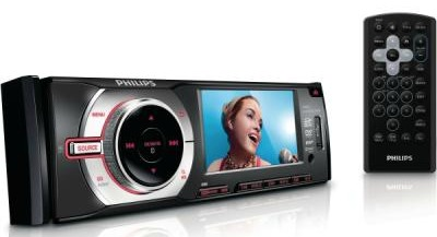 dvd automotivo philips