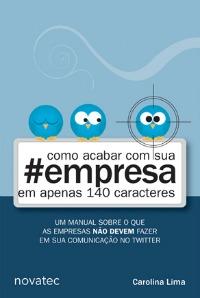 Novatec livro sobre twitter