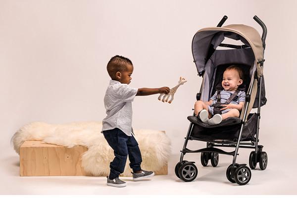 Carrinhos de bebê com desconto