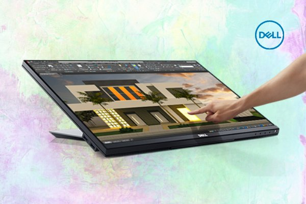Monitor Dell Multitouch