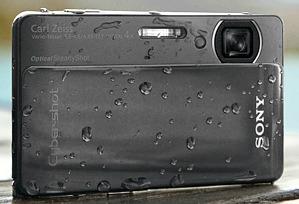 Sony Cybershot TX5