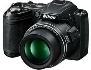 Câmera digital Nikon L320