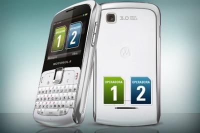 Groupon Motorola EX115 dual chip