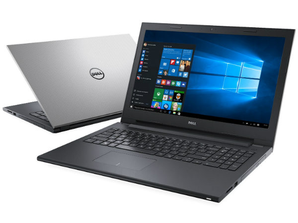 72 horas de ofertas Dell em notebooks