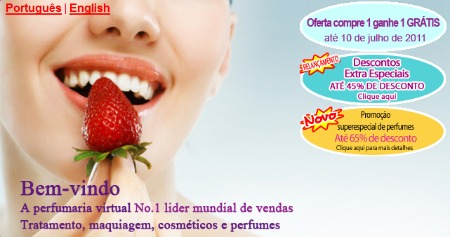 descontos strawberrynet