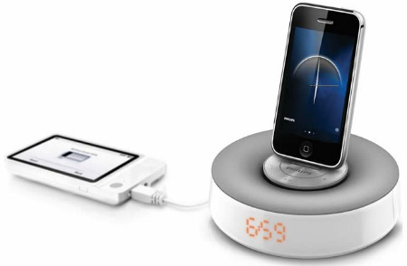 docking para iphone ipod