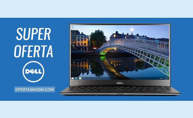 ofertas dell notebook xps 15