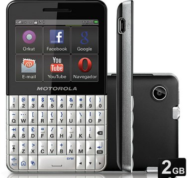 Smartphone Motorola EX119