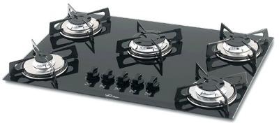 cooktop 5 bocas fischer