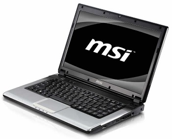 Ctis notebook MSI Core i5