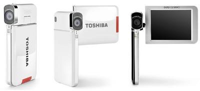 Filmadora Toshiba Camileo S20