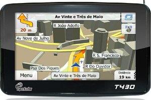 Americanas GPS automotivo