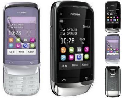 Nokia C2 06 dual chip em oferta
