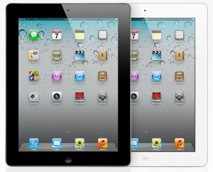 Novo iPad Apple