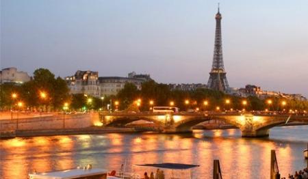 8 dias em Paris