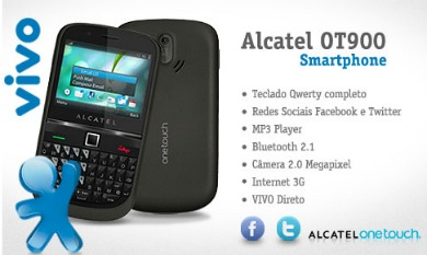 Smartphone Alcatel One Touch