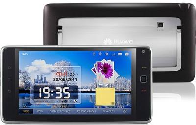 Americanas tablet Huawei Ideos S7