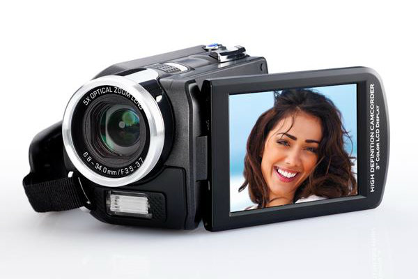 filmadora full HD H350