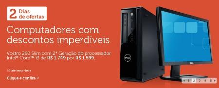 2 dias de ofertas Dell